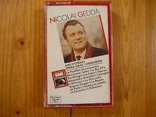 Nicolai Gedda: registrate Lohengrin Romeo et Juliette la Gioconda Muette MC