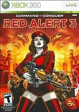 Command & Conquer Red Alert 3 -- Xbox 360 -- GOOD CONDITION