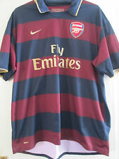Arsenal 2007-2008 Third Football Shirt Adult Size XXL Gunners /40075 UNWORN!
