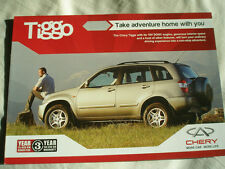 Chery Tiggo brochure Jul 2010 South African market