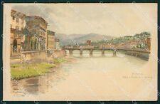 Firenze Città cartolina XB2914