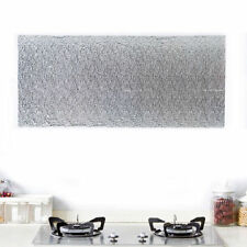 Aluminum Foil Self Adhesive Waterproof Wallpaper for Kitchen Backsplash EW