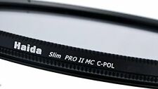 Haida pro II digital slim filtres polarisants polarisant circulaire MC (Multicoating) - 77 MM
