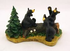 BIG SKY CARVERS BEARFOOTS BEARS THE JOKE COLLECTIBLE FIGURINE FREE SHIPPING