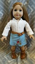 American Girl Doll of the Year 2007 Nicki Fleming