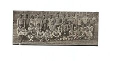 Eighth Infantry USA Armed Forces in Germany 1921 Football Team Picture