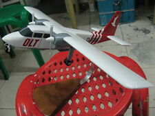 Britten Norman Islander BN-2 OLT Airplane Wood Model