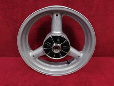 ~ ARROW STRAIGHT! ~ REAR WHEEL 99-02 SV650 SV650S SV 650 OEM back rim / 1st gen
