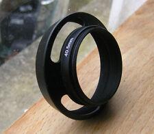 40.5mm screw in rangefinder style metal Lens Hood