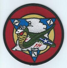 131st FIGHTER SQUADRON heritage patch