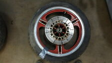 1983 Kawasaki GPZ750 GP Z750 K355' rear wheel rim 18in