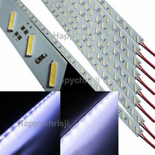 10PCS 50CM Cool White Rigid Strip 8520 SMD 36Led dual chip LED lamp beads 12V DC