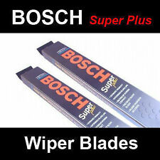 BOSCH Front Windscreen Wiper Blades Hyundai Genesis Coupe (10-)