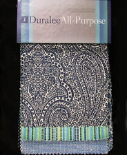 DURLEE Fabric SAMPLE BOOK 69pc STOCKWELL Asst BLUES Swatches Quilting~Craft~Etc