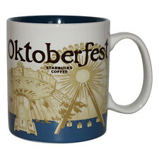 Starbucks City Mug Oktoberfest Wiesn munich ldt. Coffee Cup taza Pott café