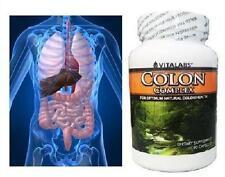 Diet Cleanse Pills Detox Toxins Bowel Healthy Digestion Colon Flush Bloating IBS