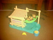 Vintage  Kenner  Littlest Pet Shop  1993     Baby Chimp    Playset
