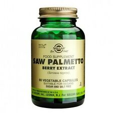 Solgar Saw Palmetto Berry Extract Vegetable Capsules 60