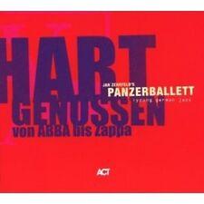 """PANZERBALLETT """"HART GENOSSEN ABBA-ZAPPA""""  CD NEU"""