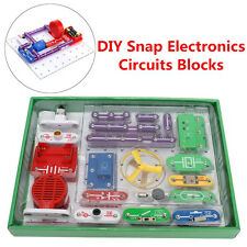Teacher W-335 Snap circuits Electronics Discovery Kit Science Educational Toy