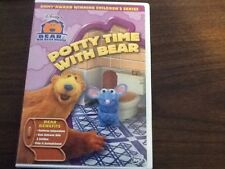 Disney Bear In The Big Blue House Potty Time With Bear DVD Potty Training