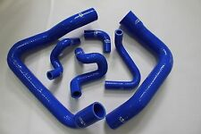 ZAP Radiator Hose Kit Silicone For 86-93 Ford Mustang GT/Cobra V8 5.0L BLUE NEW