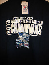 NEW AHL 2013 GRAND RAPIDS GRIFFINS HOCKEY T-SHIRT WESTERN CONFERENCE CHAMPIONS