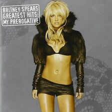 BRITNEY SPEARS ( NEW SEALED CD ) GREATEST HITS : MY PREROGATIVE VERY BEST OF