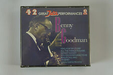 Benny Goodman - 42 Great Jazz Performances, 3erCD-Box (23)