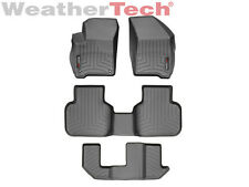 WeatherTech Floor Mats FloorLiner for Dodge Journey - 2011-2017 - Black