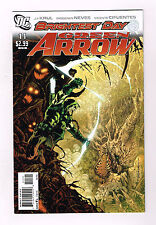 GREEN ARROW (v3) #11: Limited 1/10 Justiniano Variant Cover!! (NM)