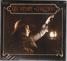 Kim Wempe - Coalition - CD (COr008 2013 Brand New Sealed)