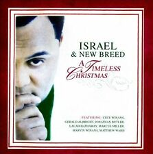 A Timeless Christmas by Israel Houghton & New Breed CD 2006 Integrity Gospel