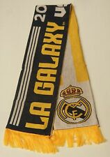 MLS Los Angeles Galaxy VS. Real Madrid 2012 World Football Challenge Knit Scarf