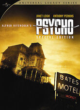 Psycho: Universal Legacy Series (Special Edition) by Anthony Perkins, Janet Lei