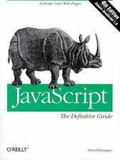 JavaScript: The Definitive Guide-ExLibrary