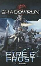 Shadowrun Fire and Frost by Catalyst -Paperback