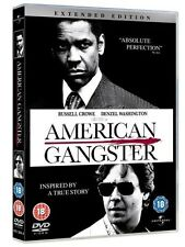 American Gangster Extended Edition [2007] [DVD]Good PAL Josh Brolin, Russell Cro