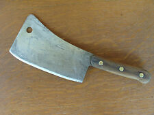 California Butchers Supply Co. Los Angeles USA Carbon Steel Meat Cleaver