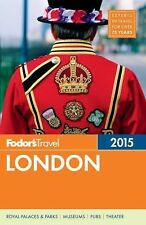 Fodor's London 2015 (Full-color Travel Guide)-ExLibrary