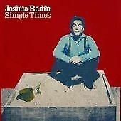 JOSHUA RADIN Simple Times cd 2010 I'd rather be with you