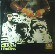 LP CREAM - i feel free, nm