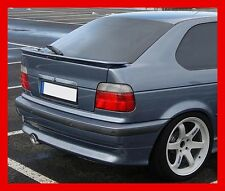 BMW 3 E36 E 36 COMPACT REAR BOOT SPOILER - TUNING-GT