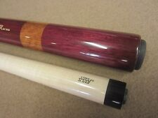 Joss Purpleheart HEAVY Thor Hammer Break Pool Cue JOSTHPH w/ FREE Shipping