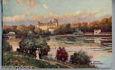 PIERREFONDS Le Chateau French TUCK Series 139 PC Circa 1915