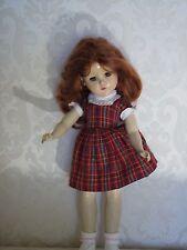 """Vintage Hard plastic doll Walker 14"""""""