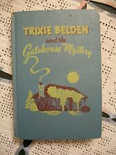 Trixie Belden #3 - The Gatehouse Mystery (1951 1st Edition Hardcover)