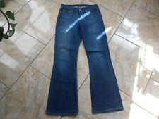 H8347 g-star low hip Boot jeans w29 l32 azul oscuro muy bien