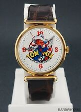 Tom Mix Character Watch c.1980's wind-up Cowboy Western Ralston Premium