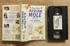 THE SECRET DIARY OF ADRIAN MOLE AGED 13 3/4 - PART ONE - SUE TOWNSEND -VHS VIDEO